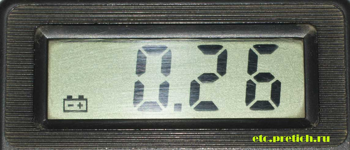DT-830B дисплей мультиметра, честный отзыв