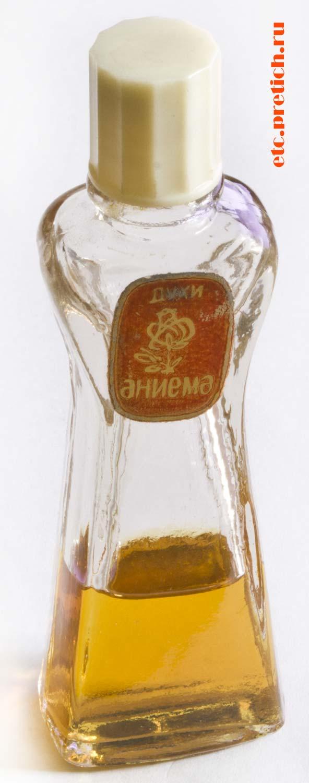 Эниемэ духи СССР - винтажный аромат, описание и отзыв