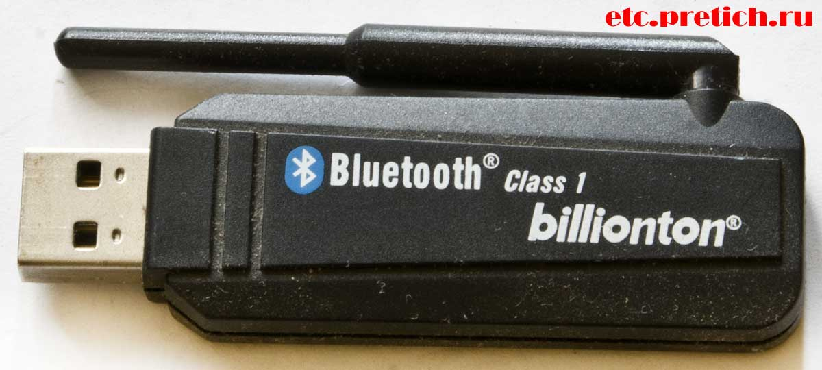 Billionton USB адаптер Bluetooth отзыв на товар с Алиэкспресса