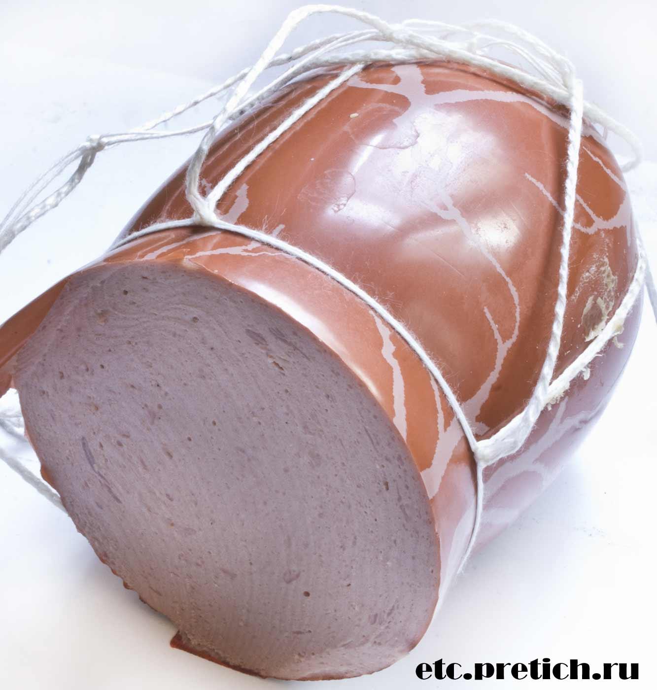 Что внутри колбасы АМП Казахстанская - для кормления животных