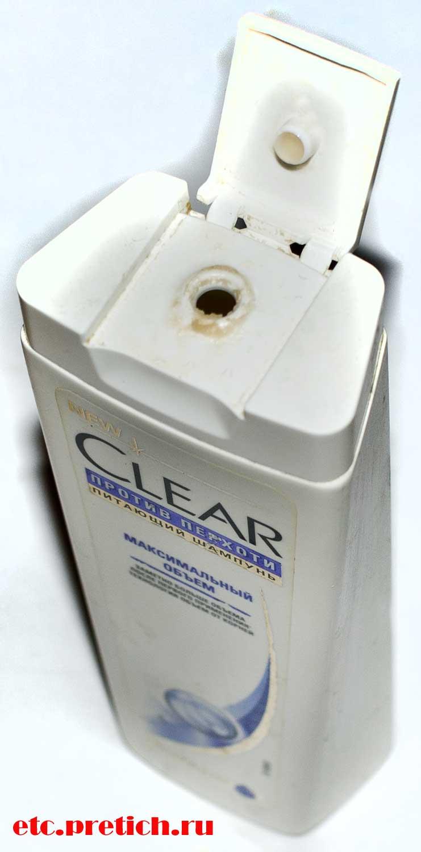 Clear Vita ABE помогает ли от перхоти шампунь или вранье?
