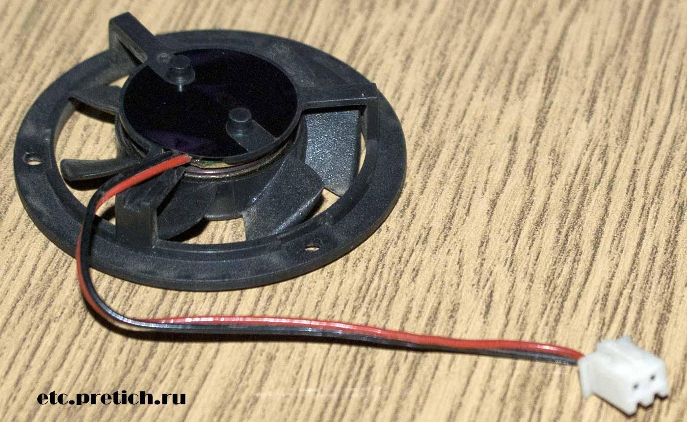 Вентилятор для старых видеокарт - где можно использовать?