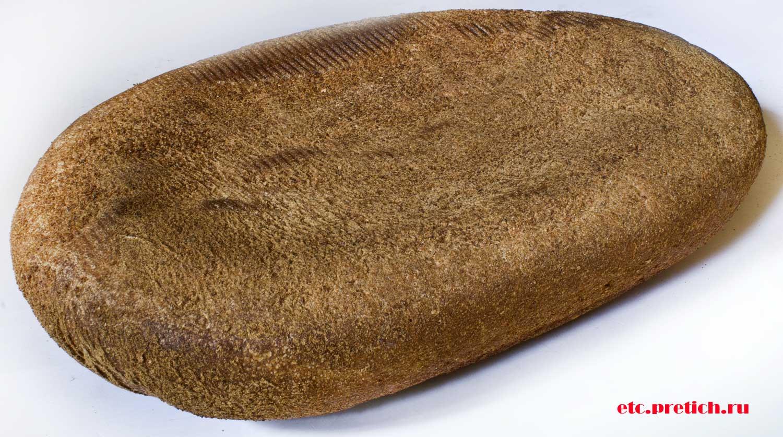 Отзыв на ржаной хлеб Крестьянский - Аксай нан, что и как, рекомендую