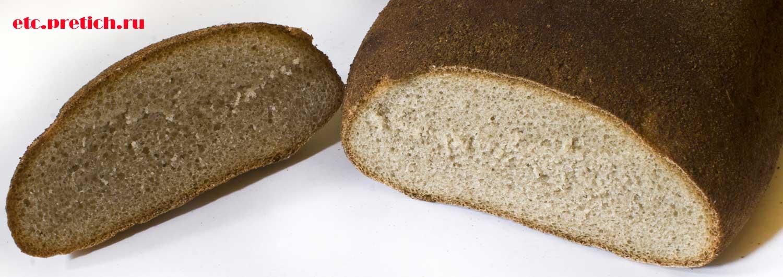 Состав хлеба Аксай нан Крестьянский, почему так дорого стоит?