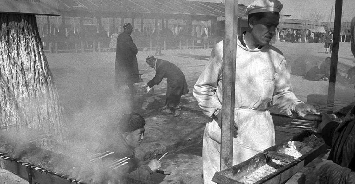 Мангалы 1920 годы, какие они были настоящие