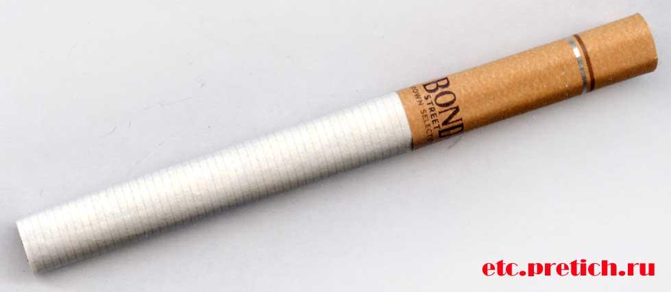 сигарета Bond Street Brown Selection описание, отзыв