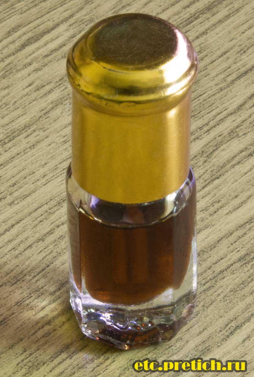 Неизвестное средство масло или духи - описание и отзыв