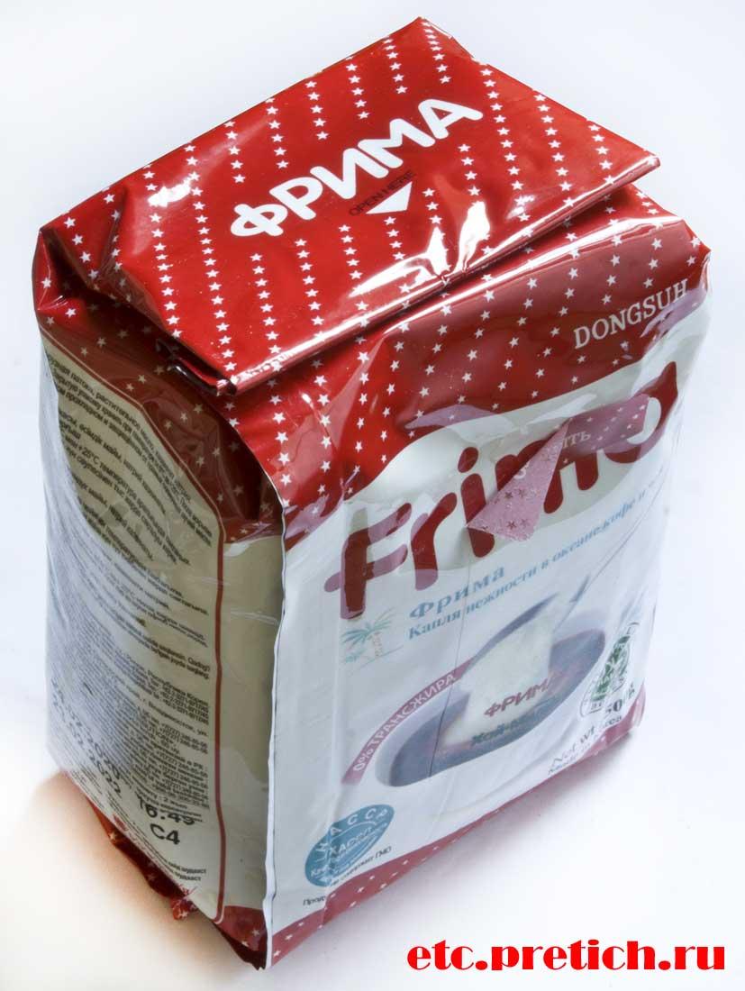 FRIMA - сухие сливки отзыв на заменитель молока