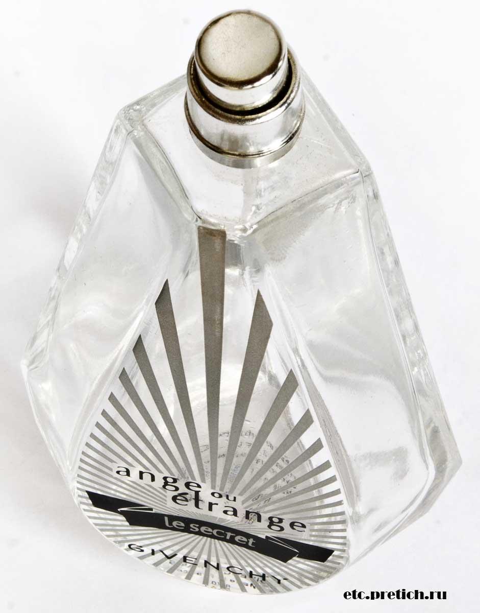 одеколон Givenchy Ange Ou Etrange Le Secret из Франции впечатление