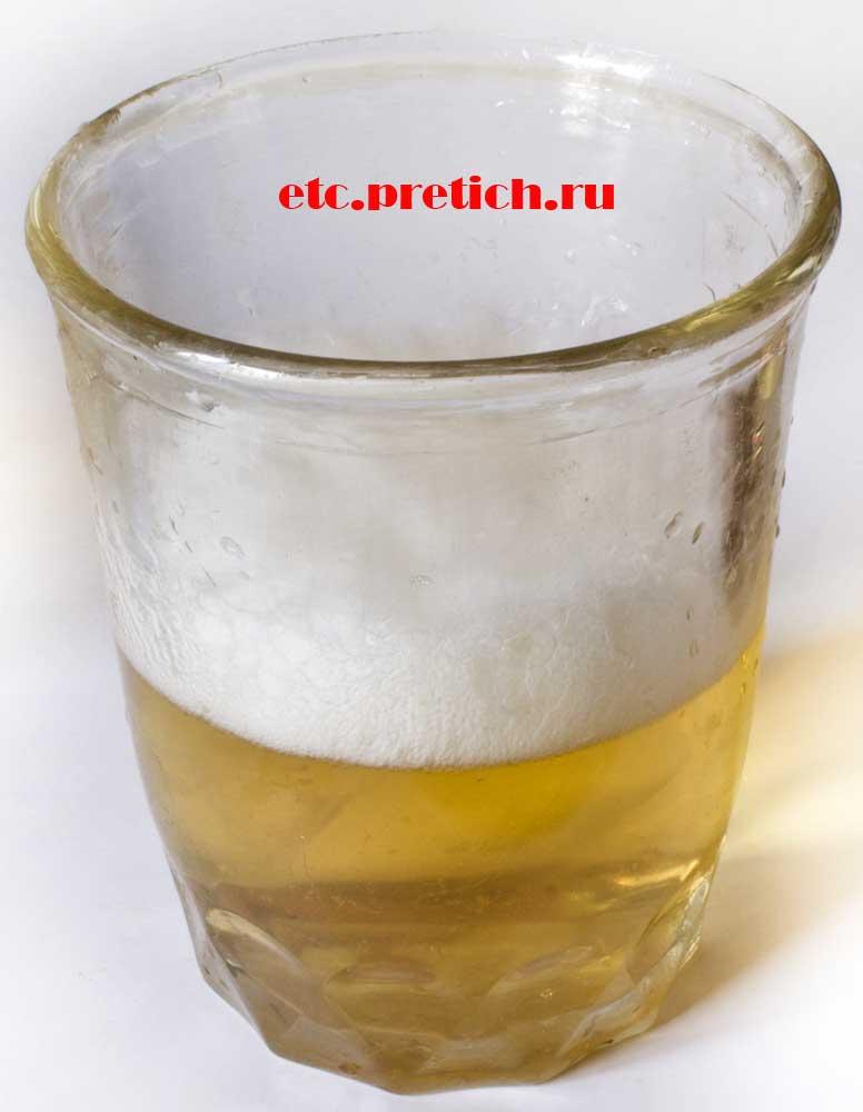 Corona Alatau какое на вкус пиво Корона Алатау - отзыв
