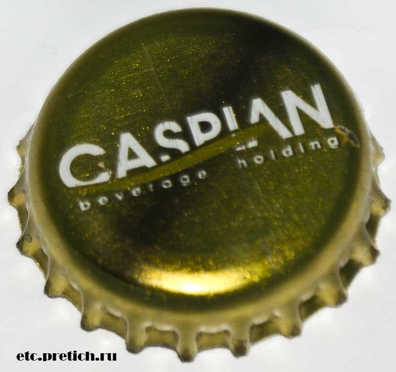 Пиво Алматинское Жигулевское Caspian отзыв на пиво