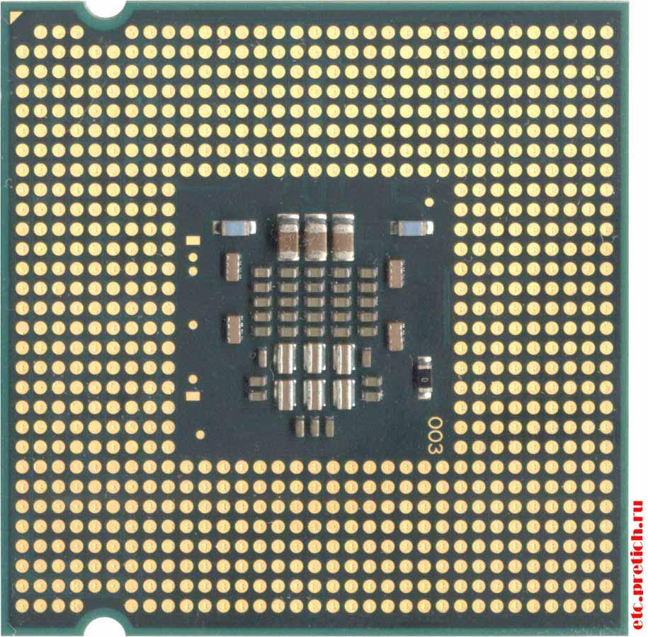 Много ли в старых процессорах золота? Pentium E2180 на что он годен?
