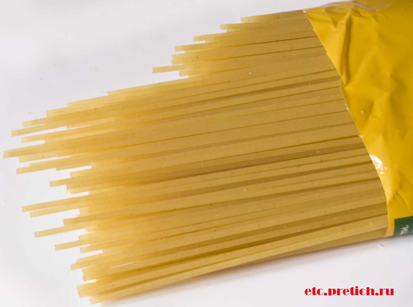 Отзыв на спагетти Rollton - какой вкус, цена и как готовить?