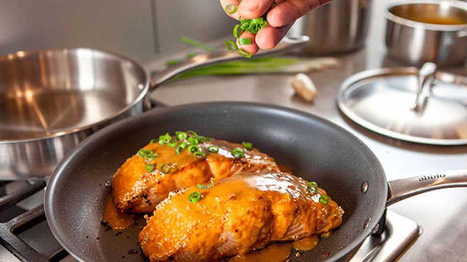 тонкая сковорода не для всего, как правило узкое применение