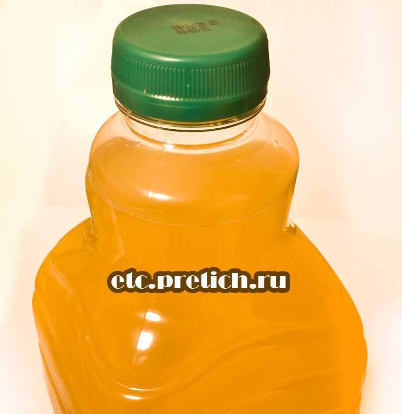 PAPA Juice напиток с вкусом Персика - полное описание и отзыв