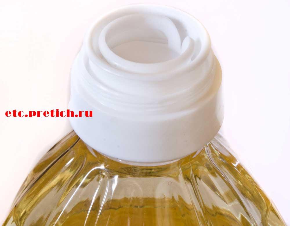 Жайлау подсолнечное масло Масло-Дел неплохое, но и здесь пытаются обдурить!