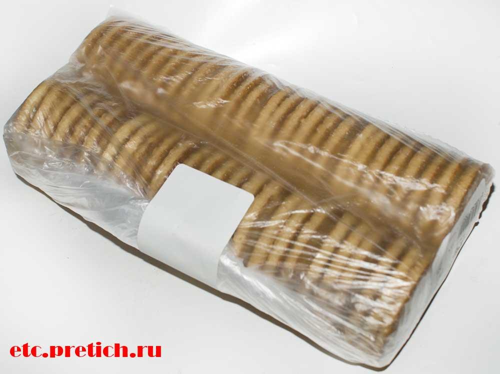 Печенье КОНТИ Карапуз с сахаром из Курска впечатление