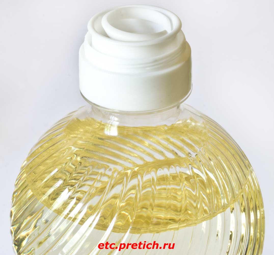 вкус и впечатление от подсолнечного масла Майского, Казахстан