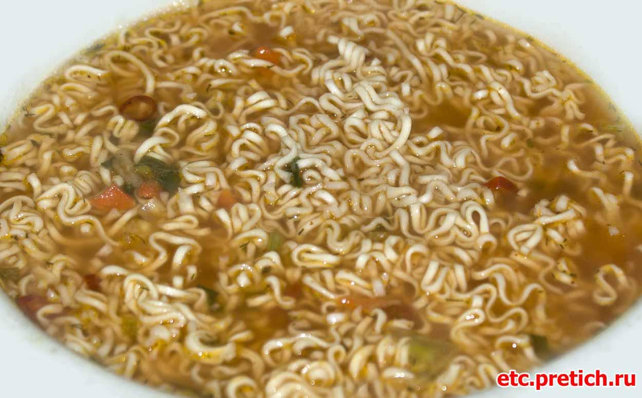 Siem Sam корейский рамен говядина барбекю вкус, впечатление и отзыв