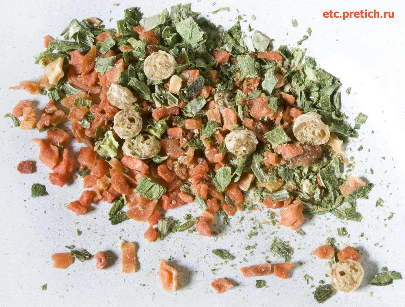 Big Bon Disсovery лапша БП сушеные овощи для сальса