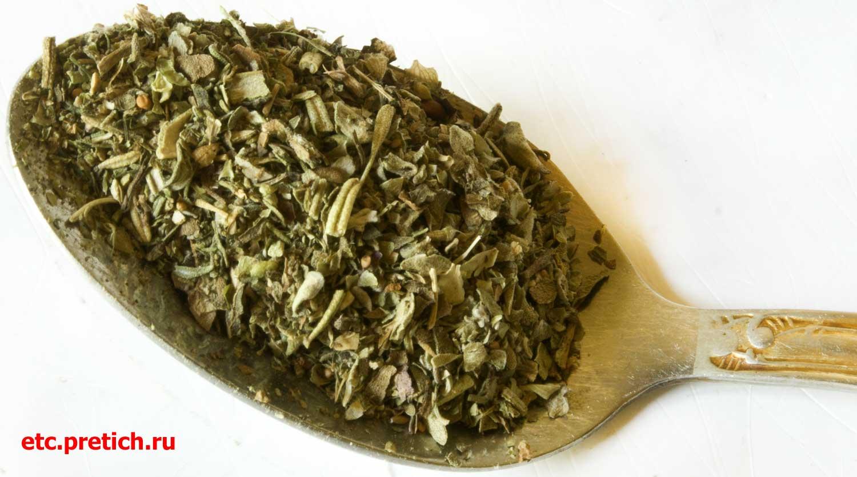 Что внутри пакета Приправыч Прованские травы - пробуем на вкус и разбираемся