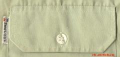 Mercury - вертикальная вставка в карман рубашки