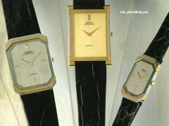 SEIKO LASSALE - кварцевые часы, Япония - начало 1980-х годов...