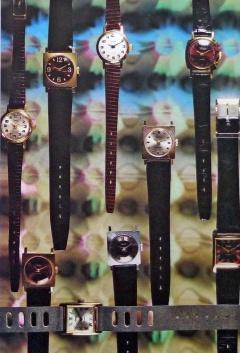 Женские наручные часы Второго Московского часового завода Слава, СССР - середина 70-х годов