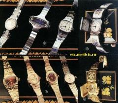 Советские часы Чайка - 1982 год, женские