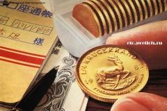 1/4 Krugerrand 1983 PYNCOUD 1/4 OZ FINE GOLD - боны