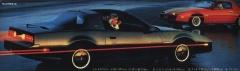 Понтиак - супер хит автомобиль 1983 года, США